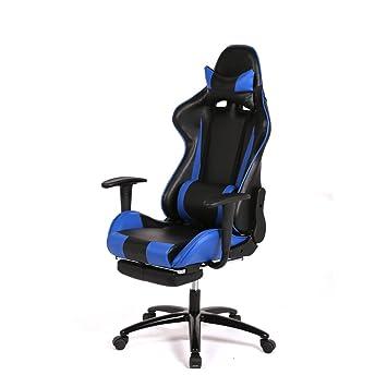 Amazoncom New Gaming Chair Highback Computer Chair Ergonomic