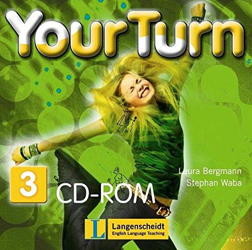 Your Turn 3 - CD-ROM (Einzelplatzversion): 7. Schulstufe