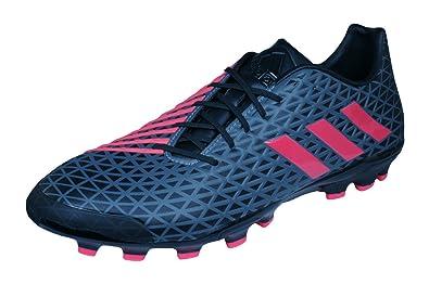 100% authentic b2652 33119 ... adidas Predator Malice AG Mens Rugby Boots-Black-9 Predator Malice  Control SG ...
