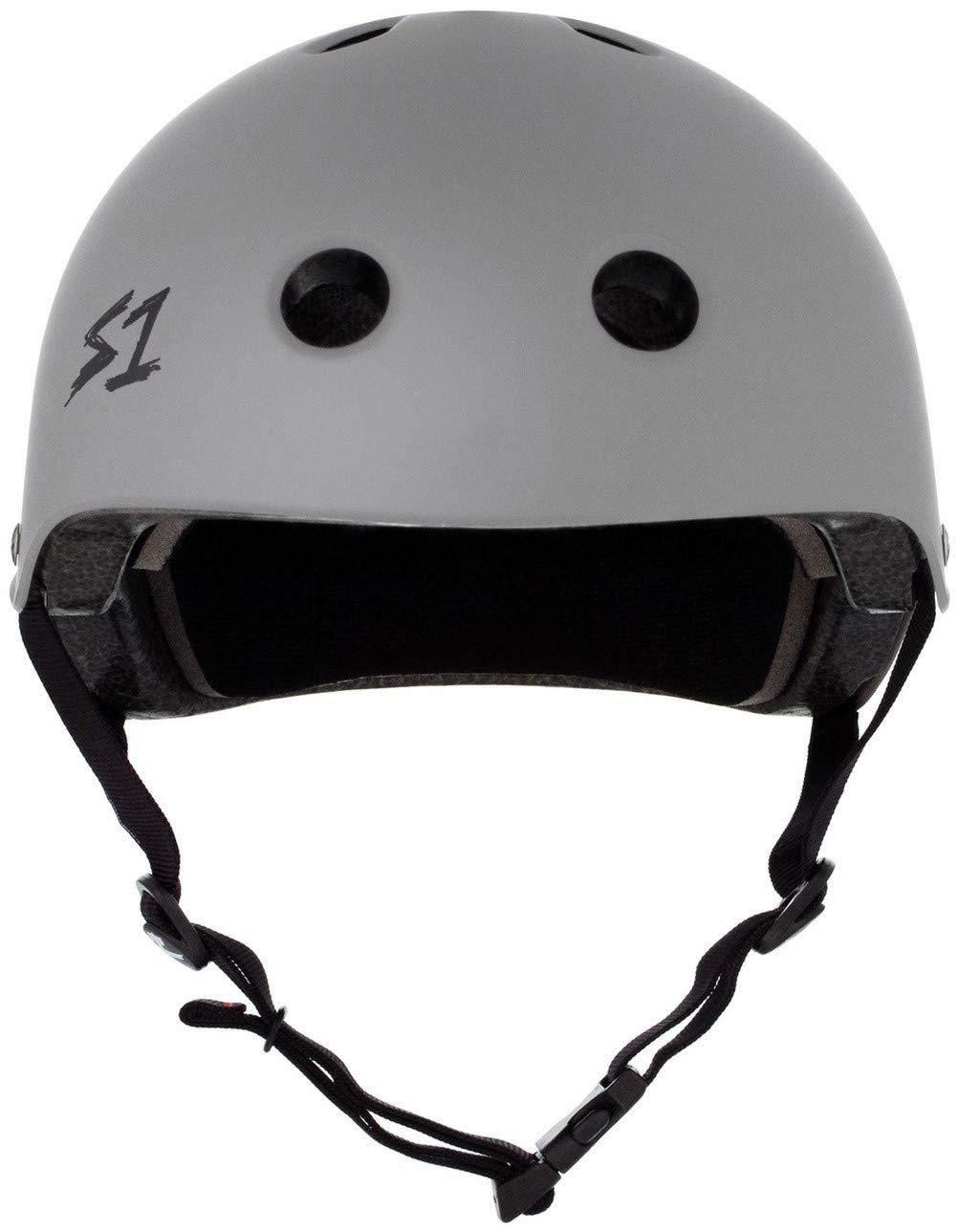 Multi-Impact Helmet S-ONE Lifer CPSC 23 Purple Matte XX-Large