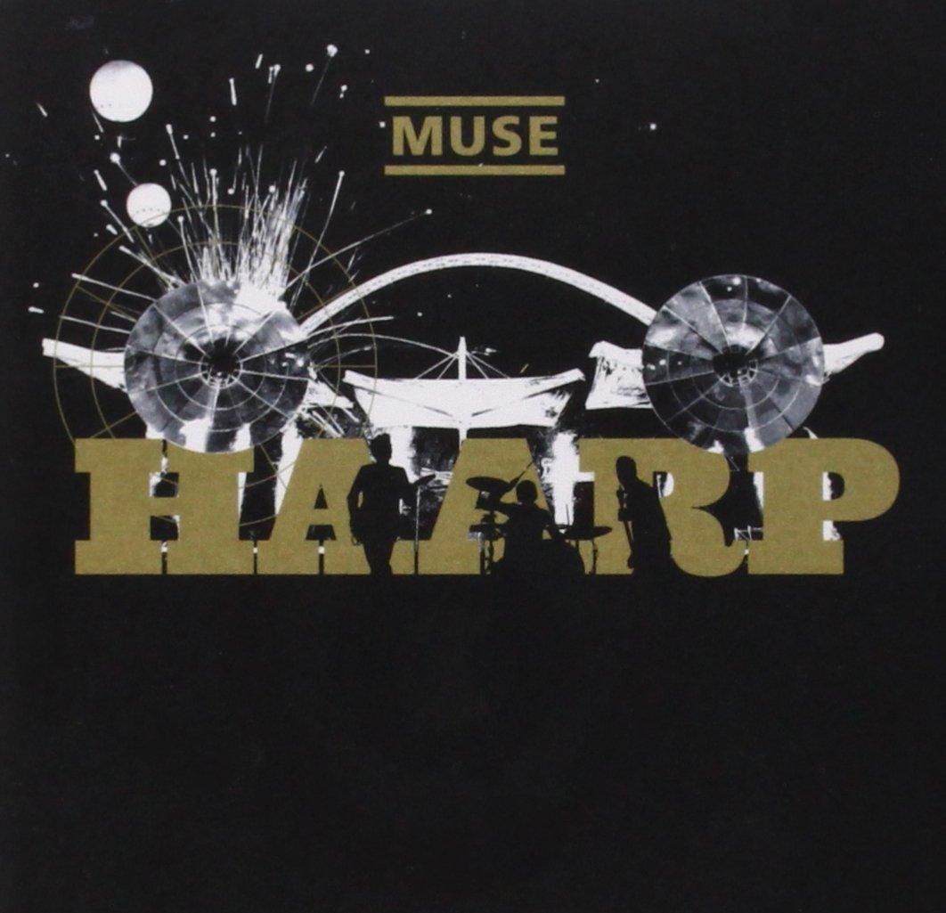 ミューズ『H.A.A.R.P(CD+DVD)』