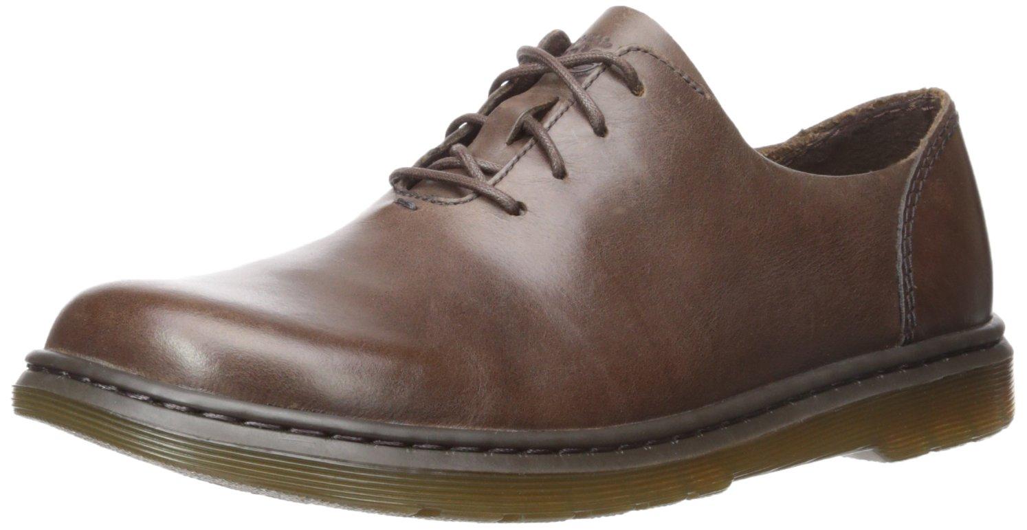 Dr. Martens Women's Lorrie III Food Service Shoe, Dark Brown, 8 Medium UK (10 US)