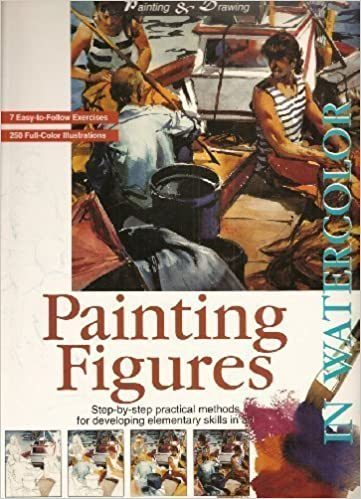 Painting Figures: In Watercolor (Easy Painting and Drawing.)