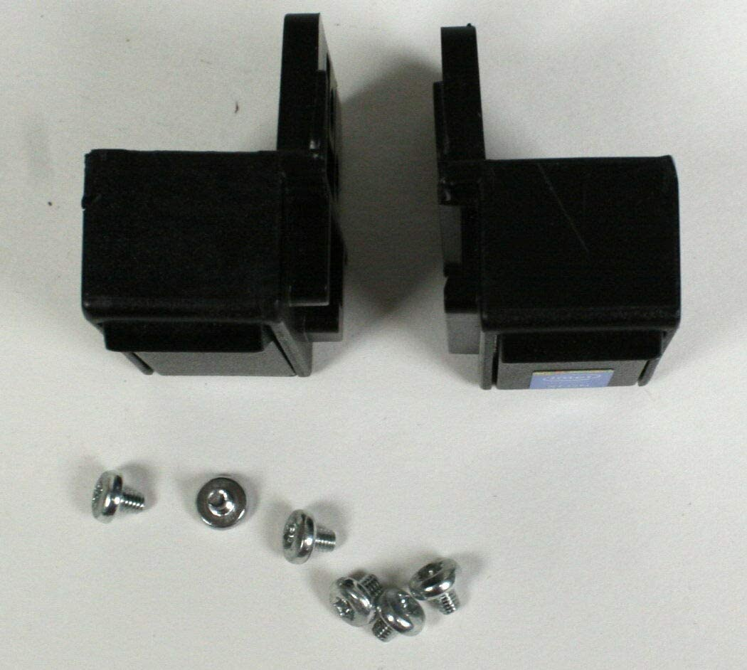 Ears for DELL POWEREDGE R320 R420 R620 R430 R630 Server Chassis Right//Left Rack Ears W//Screws
