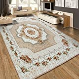 DXG&FX Continental coffee table non-slip mat Bedroom rectangular sofa carpet-A 200x240cm(79x94inch)