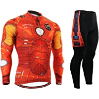 Cycling MTB Motorcycle Workout Compression Sportwear Sport Suit