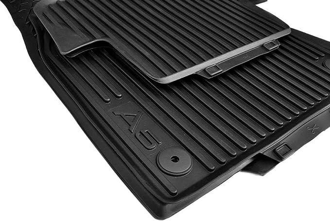 Travall Gummifußmatten Automatten passgenau für Audi A5 Sportback 2016
