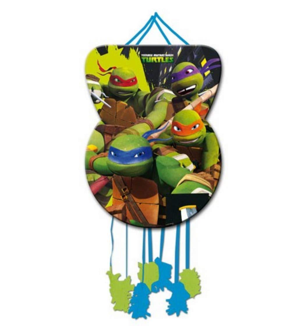 Piñata Pequeña Tortugas Ninja: Amazon.es: Hogar