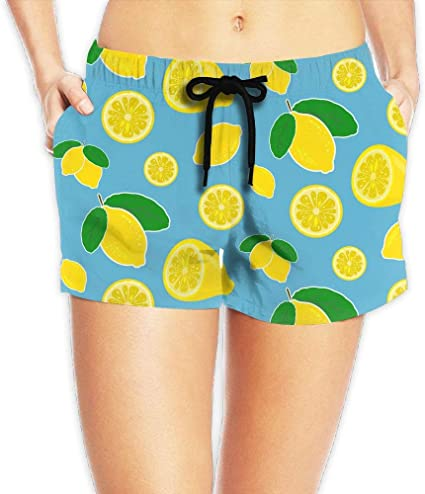 Light and Comfortable Board Shorts Water Sport Beach Shorts for Woman