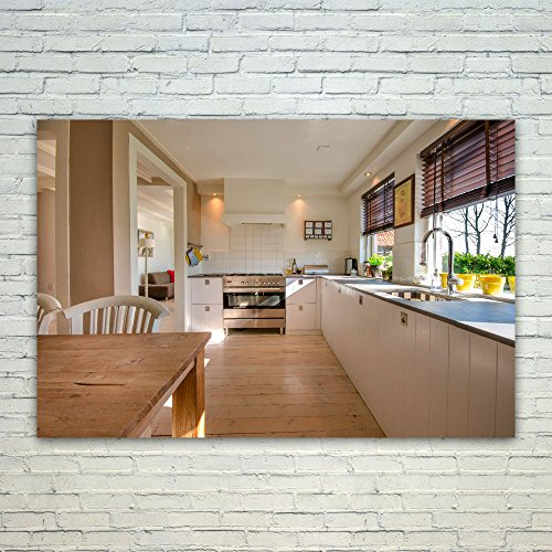 Westlake Art Poster Print Wall Art - Countertop Kitchen - Mo