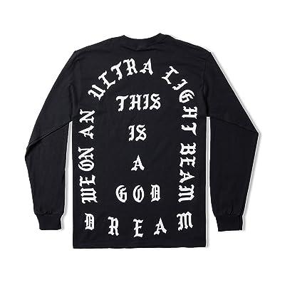 AA Apparel I Feel Like Pablo Black Long Sleeve Shirt Life of Pablo | Amazon.com