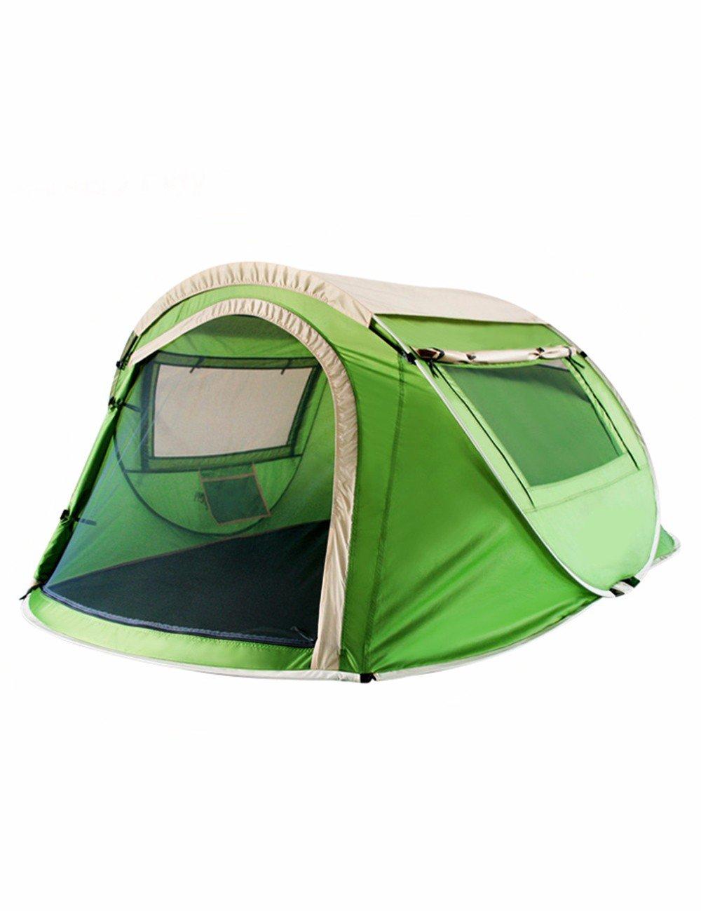 SJQKA-zelte, bereich camping zelte, outdoor - familie anzug, doppel - self - drive, strand camping, wasserdicht,b