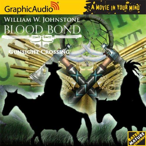 Download Blood Bond # 3 - Gunsight Crossing pdf