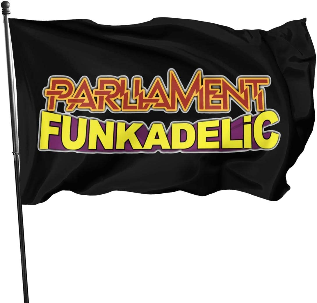 Zhengyu Funkadelic 3x5fl, for Indoor/Outdoor, Thick and Durable Polyester Fiber Decorative Flag: Home & Kitchen