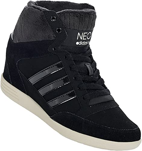 sofá Justicia personal  adidas NEO Weneo Super Wedge Damen Schuhe F38127: Amazon.de: Schuhe &  Handtaschen