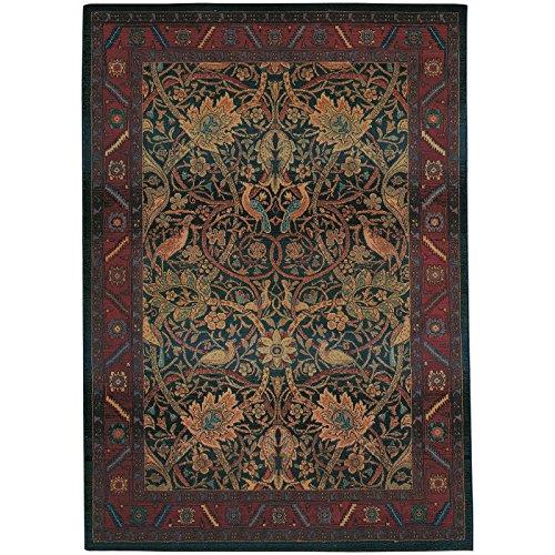 Oriental Weavers Kharma 470x4 Area Rug, 2' x 3', Red