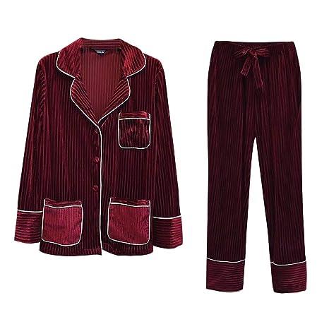 衣類 Traje de Pijama, Conjunto de 2 Piezas de Pijama de ...