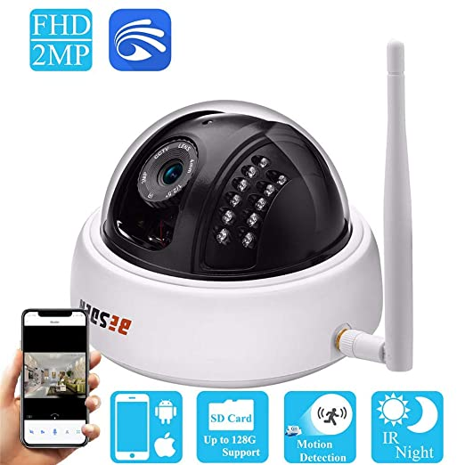 HL Seguridad Wi-Fi Soporte para cámara IP Ranura para ...