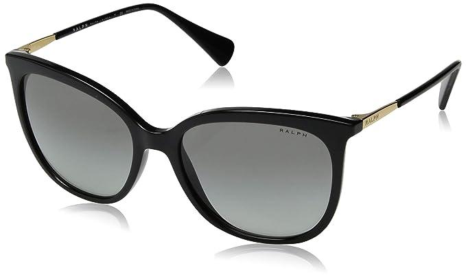 Ralph Lauren RALPH BY 500111 Gafas de sol, Black, 56 para ...