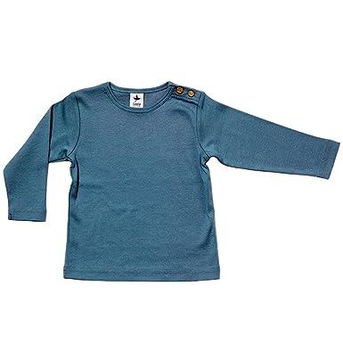 Leela Cotton Baby//Kinder Langarmshirt Bio-Baumwolle
