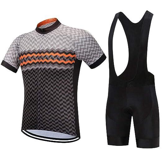 ACZZ Ciclismo Jerseys/Jersey Traje de secado rápido transpirable ...