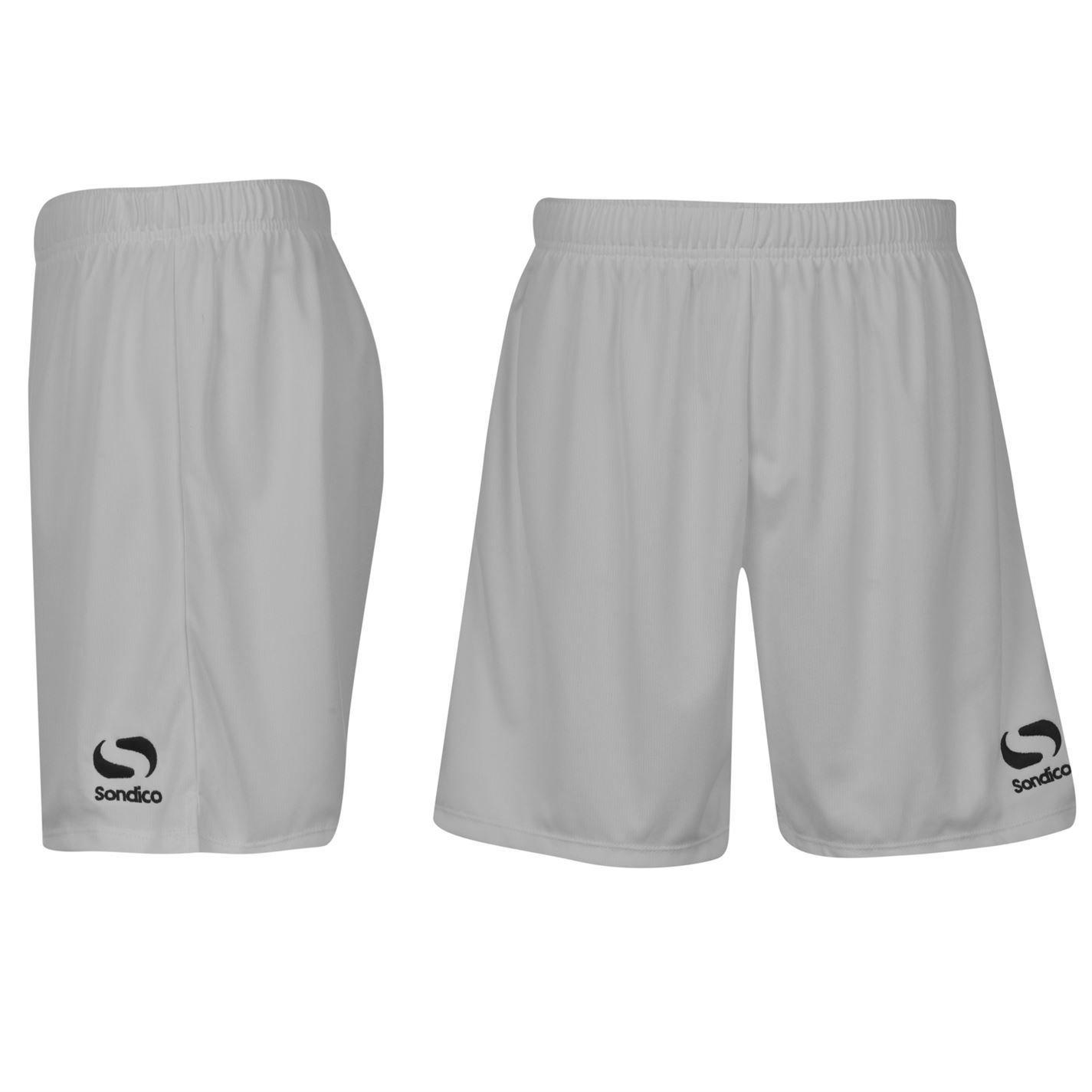 Activewear Black Sondico Sports Football Shorts Adult Size Xs