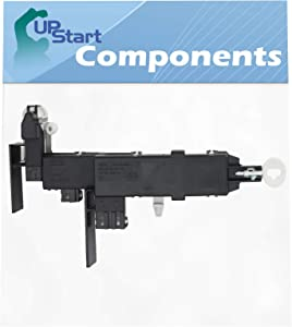 8182634 WP8182634 Washing Machine Door Latch Lock Replacement for Whirlpool GHW9150PW0 Washer - Compatible with DC64-00519B Washer Door Lock Switch Assembly