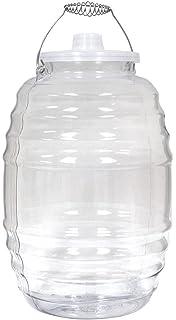 Amazon.com | Aguas Frescas Vitrolero Plastic Water Container ...