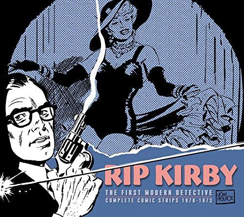 Rip Kirby, Vol. 10: 1970-1973 -