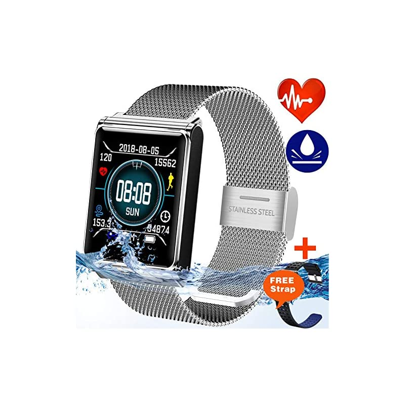 IP67 Waterproof Smart Watch for Men Wome