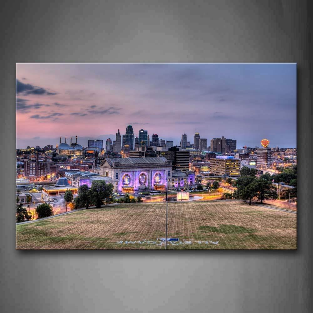NIMCG 1 Pic Wall Art Pictures Edificios Kansas City Square ...