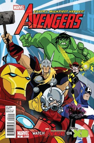 Download Avengers: Earth's Mightiest Heroes #2 B004GNKLGK