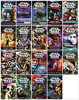 Image result for The New Jedi Order books