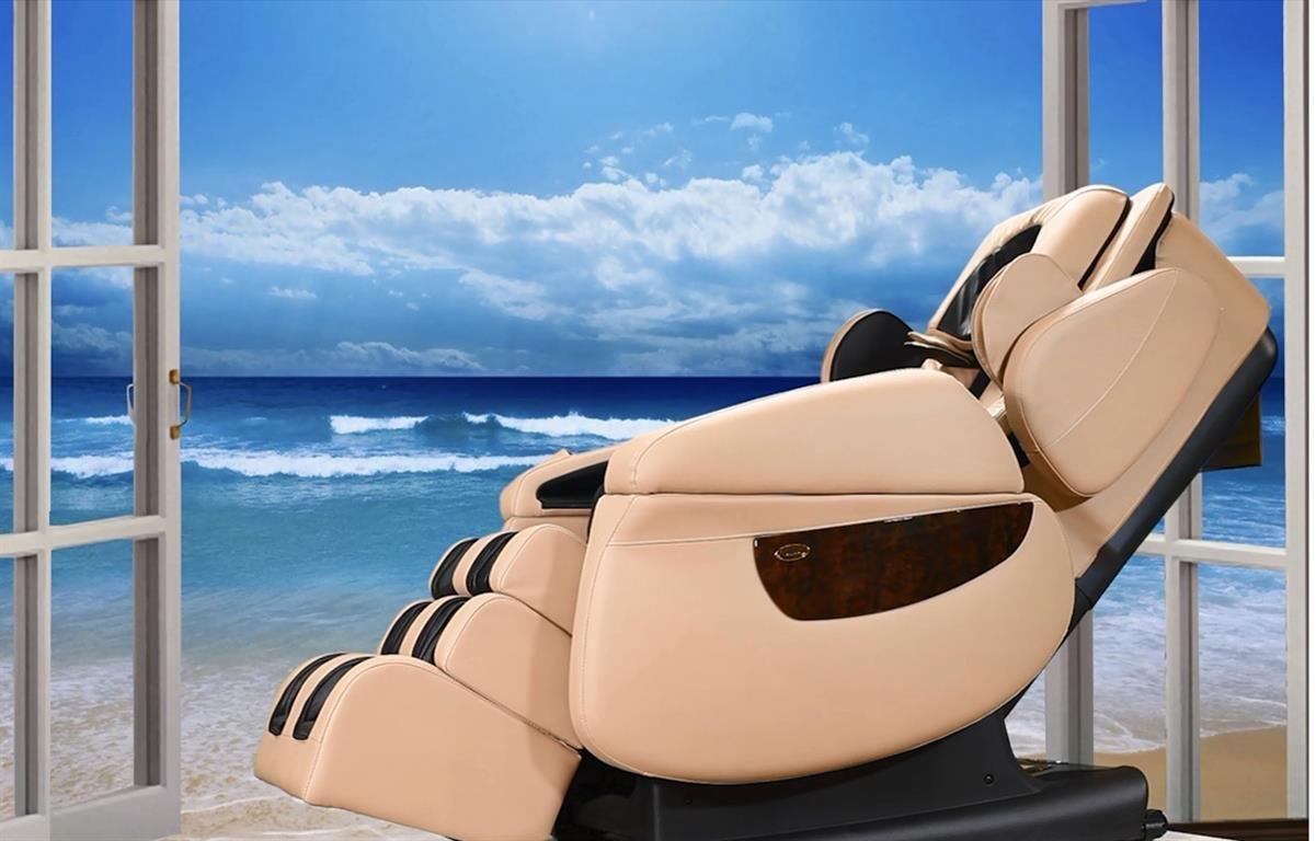 Amazon.com: LURACO TECHNOLOGIES IRobotics 7 Medical Massage Chair Black:  Kitchen U0026 Dining