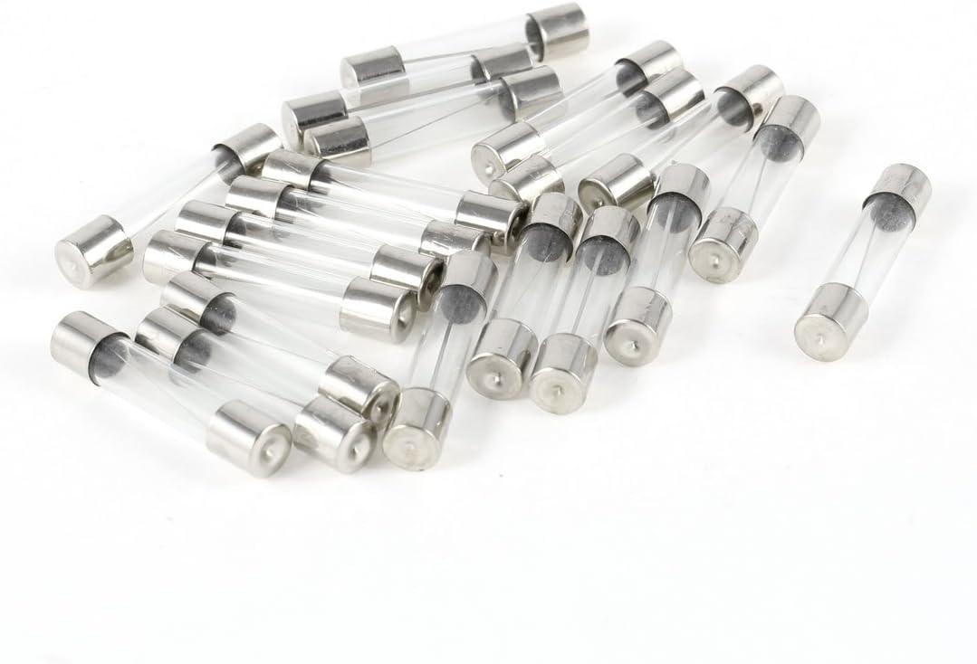 AC 250/V 30/Amp Schnell 5/mmx30/mm Glas R/öhre Sicherungen 10/PCS
