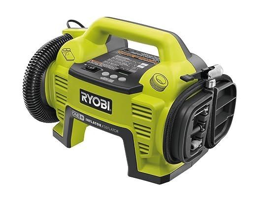 Ryobi R18I-0 One + Kompressor Mini mit Akku