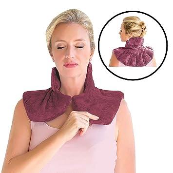 Amazon.com: Almohadilla de calor para hombro y cuello, apta ...
