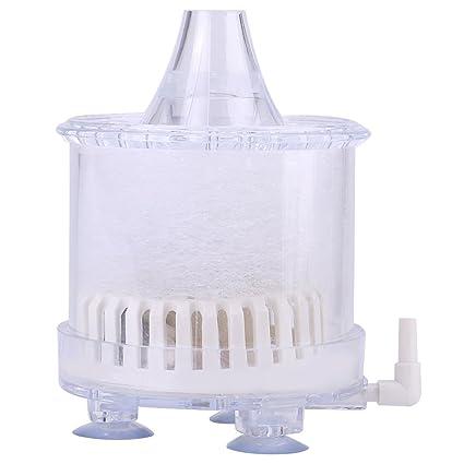 Bomba de Oxígeno Filtro de Esquina Tanque de Pescados de Esponja Bioquímica de Acuario de Aire