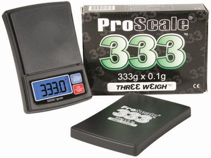 ProScale Number Series of Low Priced Pocket Scales