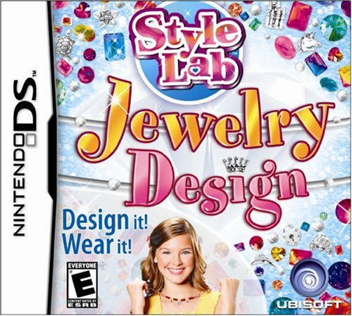 Ubisoft 16581 Style Lab Jewelry Design Nintendo Ds For Sale Cheap