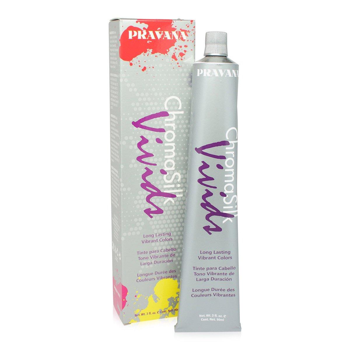 Amazon Pravana Chromasilk Vivids Creme Hair Color With Silk