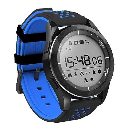 Amazon.com: luckyruby F3 Sports Smartwatch Bluetooth 4.0 ...