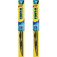 "Rain-X WeatherBeater Wiper Blade, 18"" - 2 Pack"