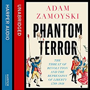 Phantom Terror Audiobook