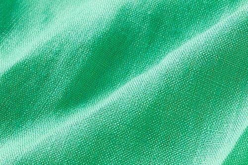リネンショートパンツ GREEN 3   B01JYBDLVU