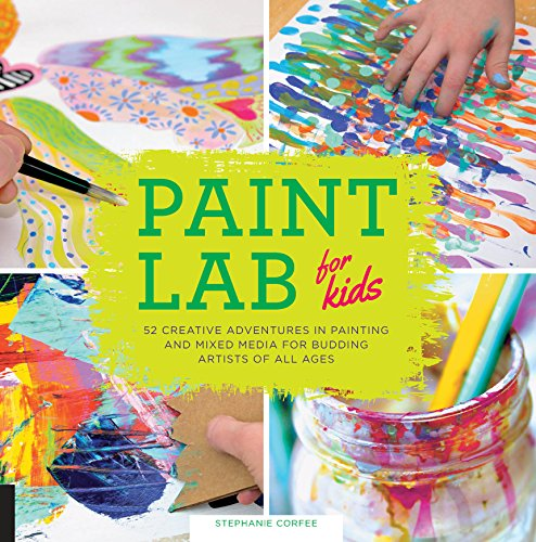 Paint Lab for Kids (Lab Series)