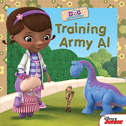 Miniature Storybook - Disney Junior: Doc McStuffins:  Training Army Al (Disney Storybook (eBook))
