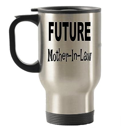 Amazon.com: Futuro suegra Gifts – Futuro suegra Taza de ...