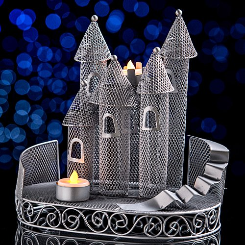 Shindigz Fairytale Castle Centerpiece 883334103858 Castle Centerpiece