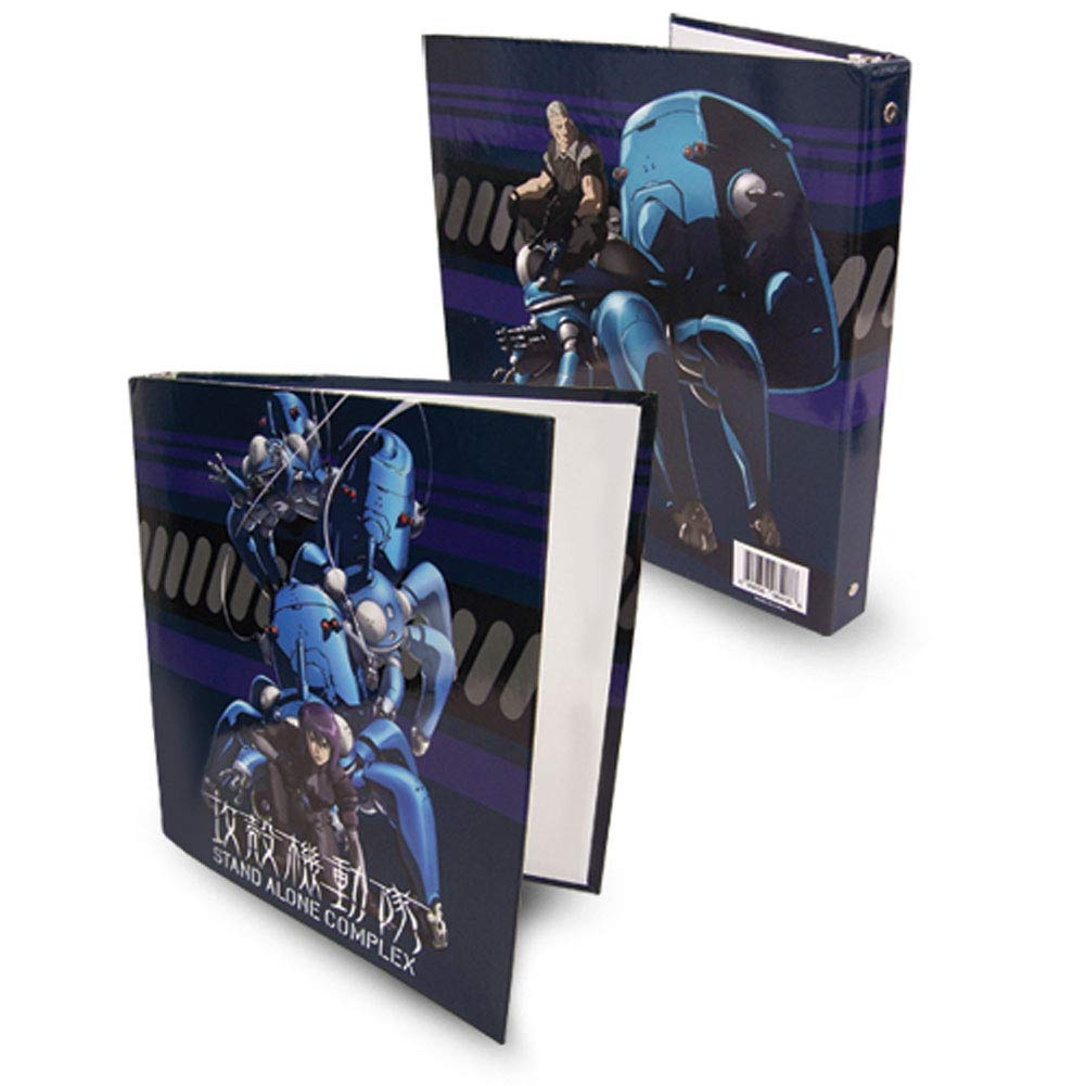 Ghost In The Shell S.A.C Binder